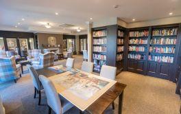 Retirement Village Library
