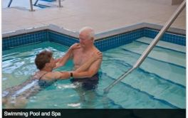 Retirement Village Swimming Pool and Spa