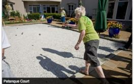 Retirement Village Petanque