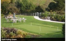 Retirement Village Putting Green