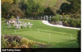 Retirement Village Putting Green