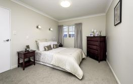 Retirement Village Townhouse Bedroom