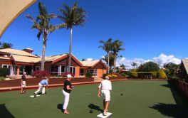 Retirement Village Bowling at Omokoroa Country Estate