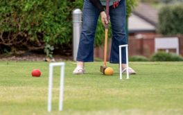 Retirement Village Croquet...