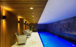 Retirement Village Lap Swimming Pool