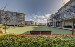 Retirement Village Lawn Bowls