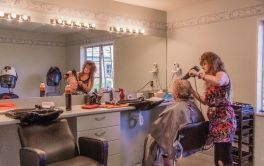 Retirement Village Hair Salon