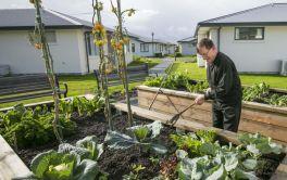 Retirement Village Shared Gardens