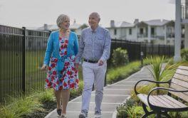 Retirement Village Living Together