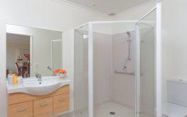 Retirement Village A Villa Bathroom at Summerset Hamilton