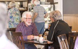 Retirement Village Summerset Divine Cafe