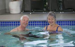 Retirement Village Swimming Pool