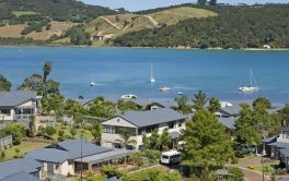 Retirement Village Another Glorious day at Waiheke Village