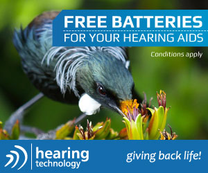 Hearing Technology NZ Free Batteries offer